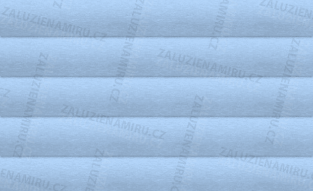 Jemná modrá - kovový lesk (707/18)