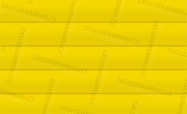 Sytá žlutá - lesk (62/18)