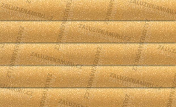 Červenozlatá-metalická, pololesk (700/21)