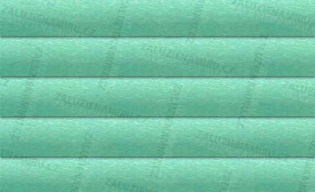 Zelená - broušený kov, lesk (378/18)
